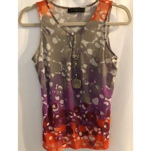 The Limited sleeveless top size small.